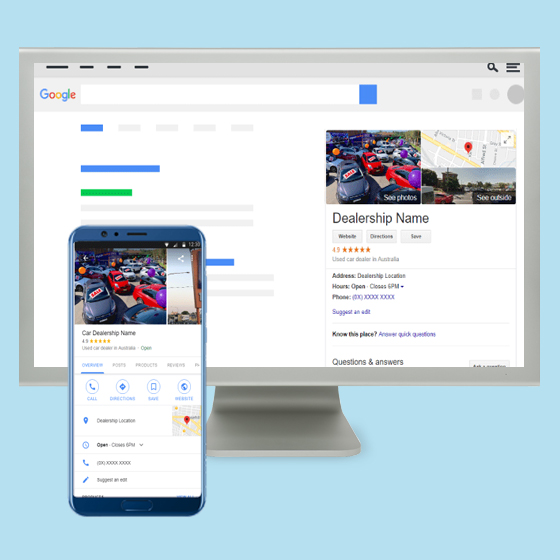 Creazione Scheda Google My Business